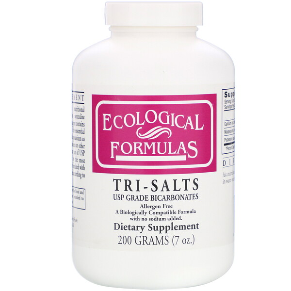Cardiovascular Research, Tri-Salts, 7 oz (200 g)