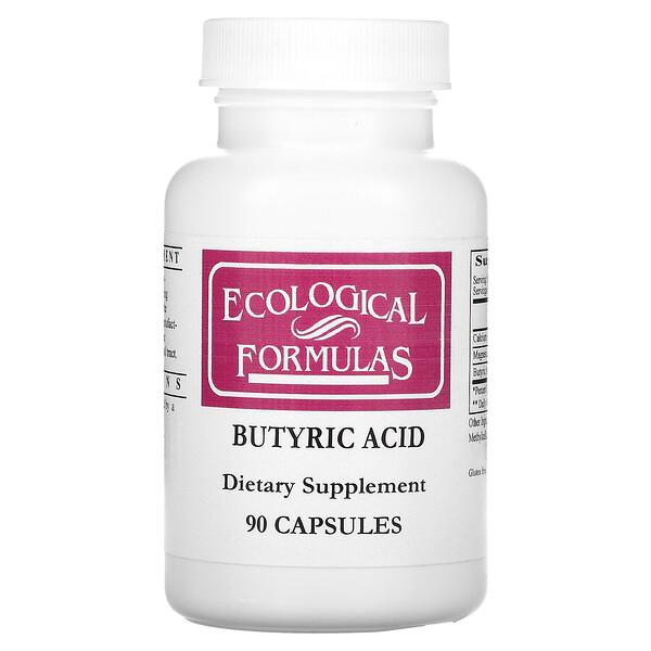 Butyric Acid, 90 Capsules