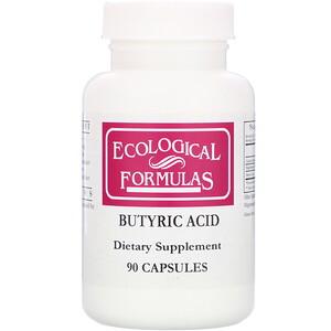 Кардиоваскуляр Ресерч, Butyric Acid, 90 Capsules отзывы покупателей