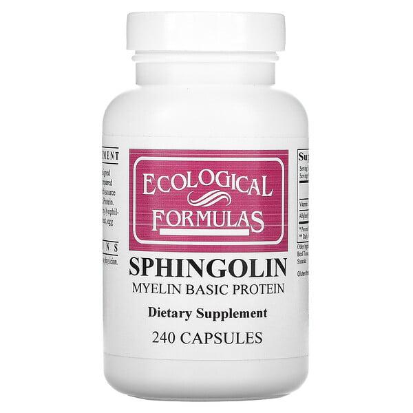 Cardiovascular Research, Sphingolin, 240Kapseln