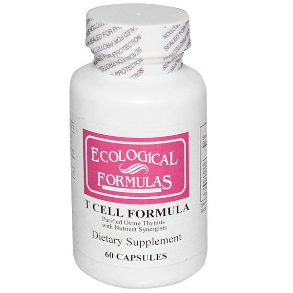 Cardiovascular Research Ltd., T Cell Formula, 60 Capsules (Discontinued Item)