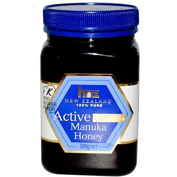 PRI, Active Manuka Honey, UMF 15+, 500 g (Discontinued Item)