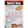 Cytosport, Inc, Muscle Milk Red Bar, Blueberry Waffle Cone, 12 Bars, 2.18 oz (62 g) Each (Discontinued Item)