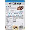Cytosport, Inc, Muscle Milk, Protein Bar, Cookies 'N Cream, 12 Bars, 1.76 oz (50 g) Each (Discontinued Item)