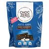 ChocZero, Dark Chocolate With Sea Salt, Coconut, Sugar Free, 6 Mini Pack, 1 oz Each