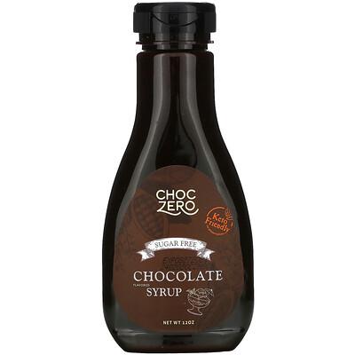 Купить ChocZero Chocolate Syrup, 12 oz (340 g)