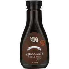 ChocZero, Chocolate Syrup, 12 oz (340 g)