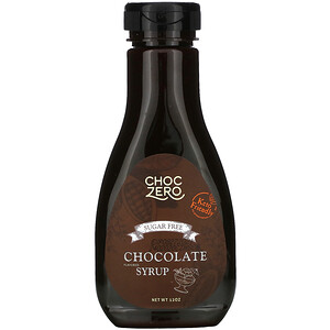 ChocZero, Chocolate Syrup, 12 oz (340 g)