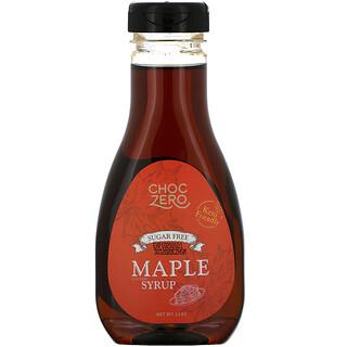 ChocZero, Maple Syrup, Sugar Free, 12 oz