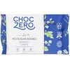 ChocZero, Milk Chocolate Baking Chips, No Sugar Added, 7 oz