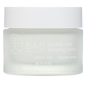 Crazy Skin, Trouble Care Sleeping Cream, 50 g отзывы