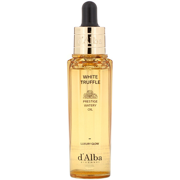 d'Alba, White Truffle, Prestige Watery Oil, 1.01 fl oz (30 ml)