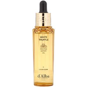 d'Alba, White Truffle, Prestige Watery Oil, 1.01 fl oz (30 ml) отзывы