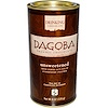 Dagoba Organic Chocolate, Drinking Chocolate, Unsweetened, 8 oz (226 g)