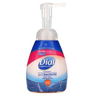 Dial, Complete, Foaming Anti-Bacterial Hand Wash, Original Scent, 7.5 fl oz  (221 ml)