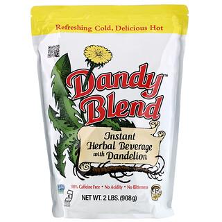 Dandy Blend, مشروبات الأعشاب الفورية مع الهندباء، خال من الكافيين، 2 رطل (908 جم)