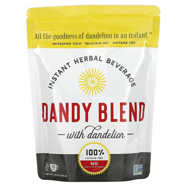 Instant Herbal Beverage with Dandelion, Caffeine Free, 7.05 oz (200 g)