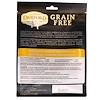 Darford, Sin granos, bocadillos premium horneados para perros, queso cheddar, minis, 12 oz (340 g)