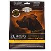 Darford, Zero/G, Sans céréales, Cuites au four, complètement naturelles, Friandises pour chien, Goût Canard Rôti, 340 g (12 oz)