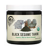 Dastony,  Organic, Black Sesame Tahini, Raw, & Stone Ground, 8 oz (227g)