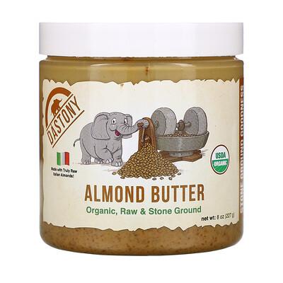 Купить Dastony Organic Almond Butter, 8 oz (227 g)