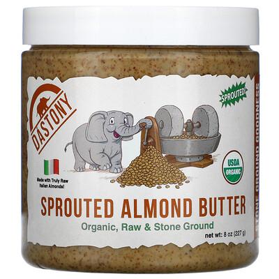 Купить Dastony Organic Sprouted Almond Butter, 8 oz (227 g)