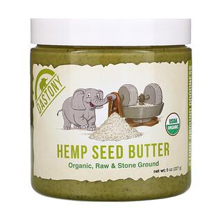 Dastony, Organic Hemp Seed Butter,  8 oz (227 g)