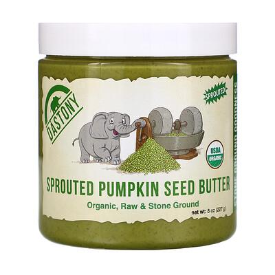 Купить Dastony Organic Sprouted Pumpkin Seed Butter, 8 oz (227 g)