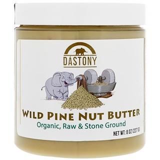 Dastony, Wild Pine Nut Butter, 8 oz (227 g)