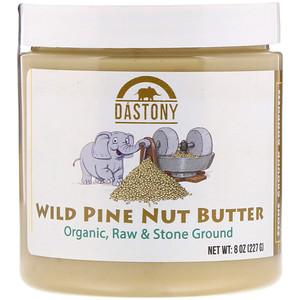 Дастони, Wild Pine Nut Butter, 8 oz (227 g) отзывы покупателей