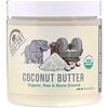 Dastony, Manteca de coco, 100% Orgánica, 8 oz (227 g)