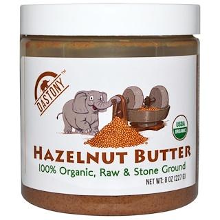 Dastony, Hazelnut Butter, 100% Organic, 8 oz (227 g)