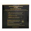 Everydaze, гидрогелевые патчи для глаз с золотом и древесным углем, антивозрастные, 60патчей, 90г (3,17жидк. унции)