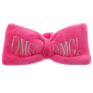 Double Dare, OMG, Mega Hair Band, Hot Pink, 1 Piece