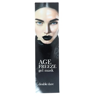 Double Dare, Age Freeze Gel Mask, 3.5 oz (100 g)