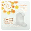 Double Dare, OMG! Collagen Cleansing Pad, 1 Pad, 0.35 oz (10 g)