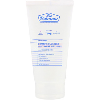 Dr. Belmeur, Daily Repair, Foaming Cleanser, 5 fl oz (150 ml)