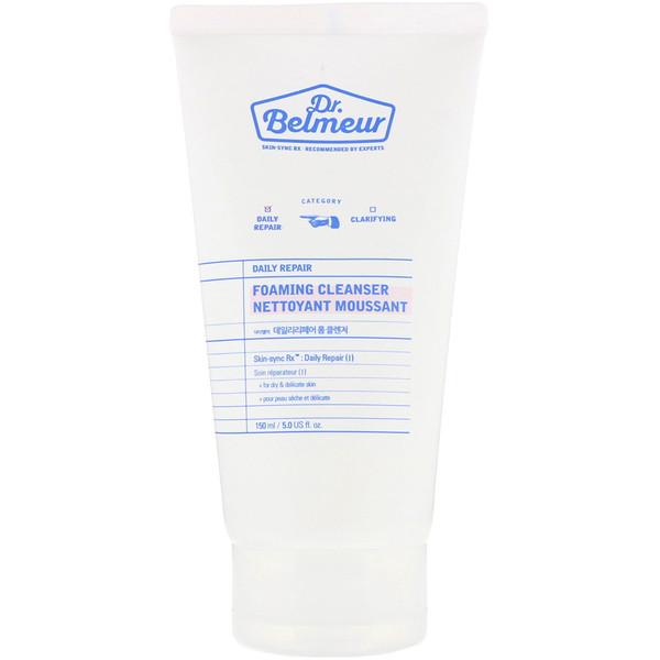 每日保養,泡沫潔面乳,5液量盎司 (150 毫升)
