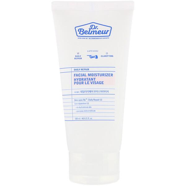 Dr. Belmeur, Reparação Diária, Hidratante Facial, 4 fl oz (120 ml)