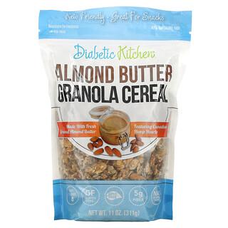 Diabetic Kitchen,  Granola Cereal, Almond Butter, 11 oz (311 g)