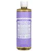 Dr. Bronner's, 18-in-1 Hemp Pure-Castile Soap, Lavender, 16 fl oz (473 ml)