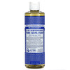 Dr. Bronner's, 18-in-1 Hemp Pure-Castile Soap, Peppermint, 16 fl oz (473 ml)