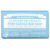 Dr. Bronner's, Pure Castile Soap, All-One Hemp,  Baby Unscented, 5 oz (140 g)