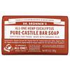 Dr. Bronner's, Pure-Castile Bar Soap, All-One Hemp, Eucalyptus, 5 oz (140 g)