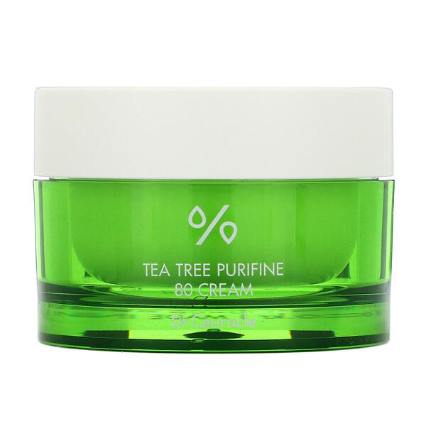 Dr. Ceuracle, Tea Tree Purifine, 80 Cream, 1.76 oz (50 g)