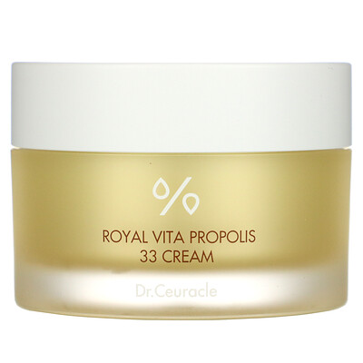 Dr. Ceuracle Royal Vita Propolis 33 Cream, 1.76 oz (50 g)