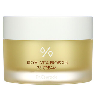 Dr. Ceuracle, Royal Vita Propolis, 33 Cream, 1.76 oz (50 g)