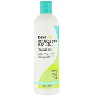 DevaCurl, One Condition 牛奶滋養護髮素,12 液量盎司(355 毫升)