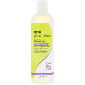 DevaCurl, Light Defining Gel, Soft Hold, No-Crunch Styler, 12 fl oz (355 ml) отзывы покупателей