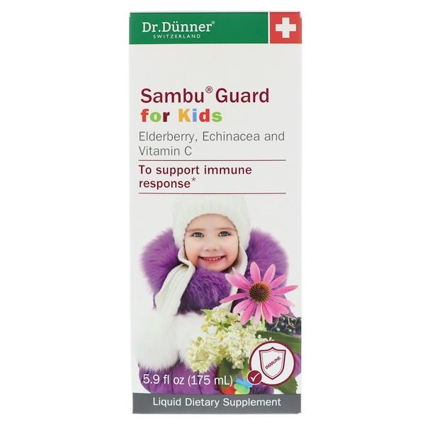 Dr. Dunner, USA, Sambu Guard for Kids, 5.9 fl oz (175 ml) (Discontinued Item)